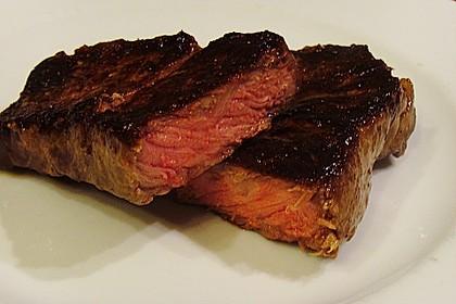 Rindersteaks - sanft garen mit Niedrigtemperatur 32