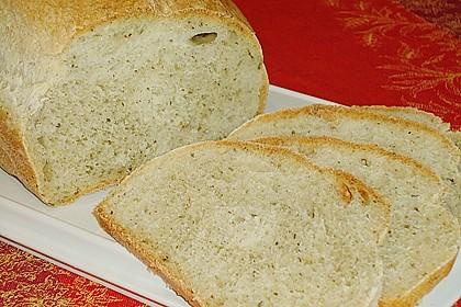 """Brot  mit  """"Provence - Kräutern"""" 1"""