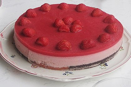 Erdbeercreme -Torte 27