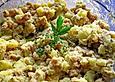 Kartoffelsalat des Sultans
