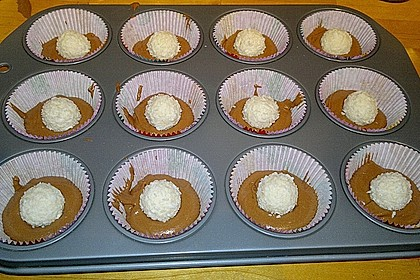 Raffaelo Cupcakes 40