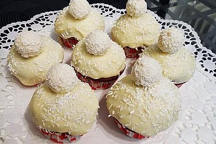 Raffaelo Cupcakes 24