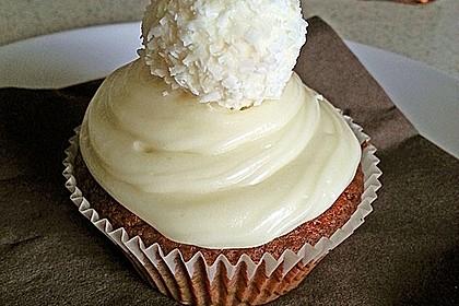 Raffaelo Cupcakes 36