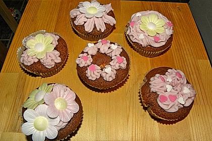 Raffaelo Cupcakes 31