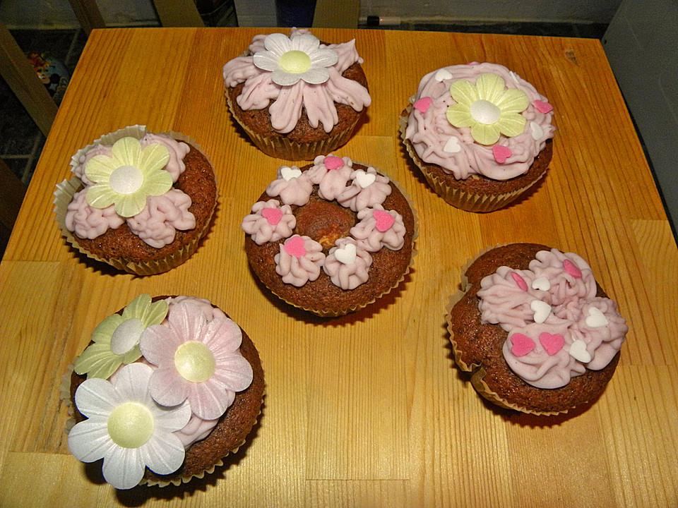 raffaelo cupcakes rezept mit bild von dashonigkuchenpferd. Black Bedroom Furniture Sets. Home Design Ideas