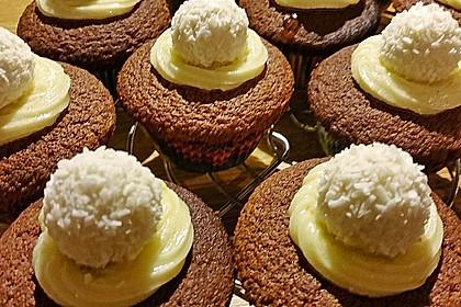 Raffaelo Cupcakes 61