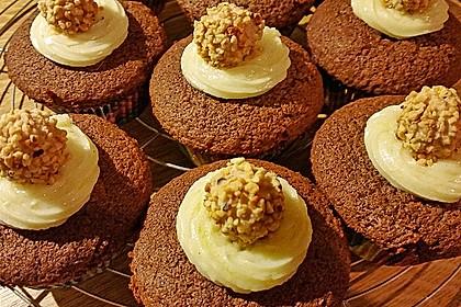 Raffaelo Cupcakes 56