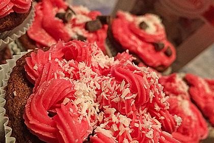 Raffaelo Cupcakes 7