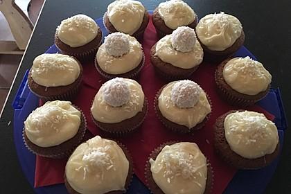Raffaelo Cupcakes 50