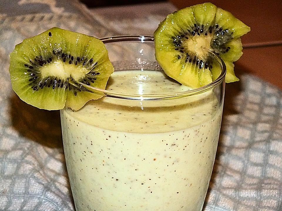smoothie joghurt kiwi rezepte. Black Bedroom Furniture Sets. Home Design Ideas