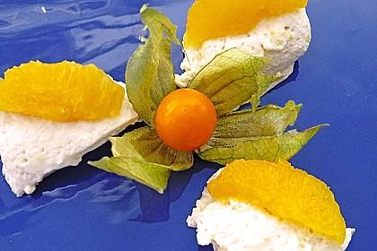 Feine Orangen-Mousse 21