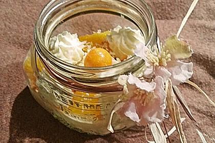 Feine Orangen-Mousse 29