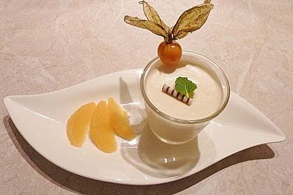 Feine Orangen-Mousse 5