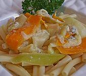 Pasta Gorgonzola (Bild)