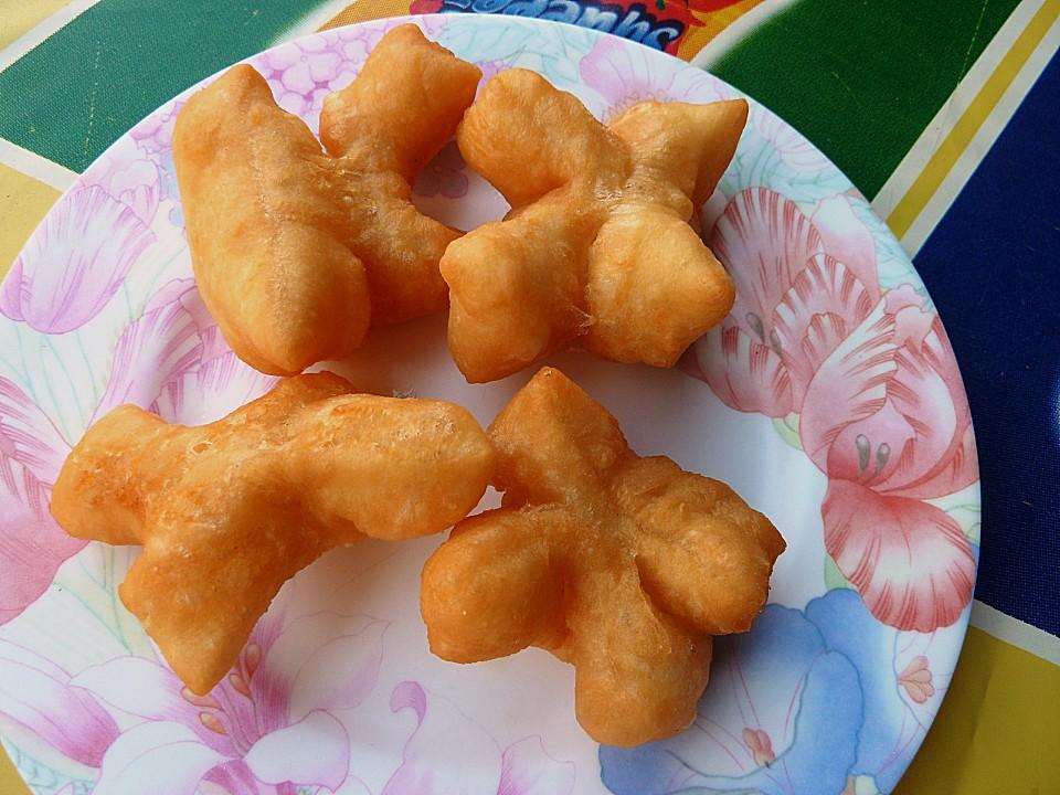 pa thong go - thailändische donuts (rezept mit bild) | chefkoch.de - Thailändische Küche Rezepte