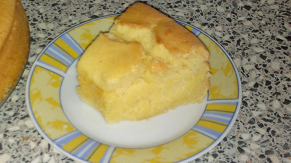 Kuchen saure sahne