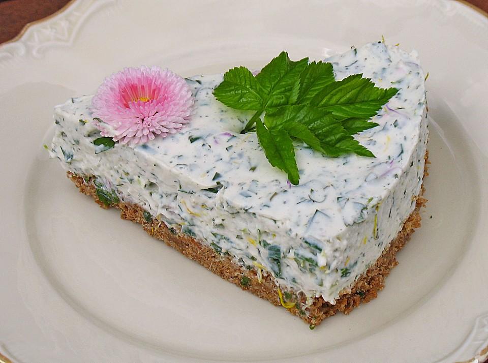 Kuchen mit 300 g frischkase