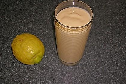 Mango - Limetten Smoothie 7