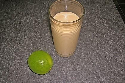 Mango - Limetten Smoothie 9