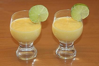 Mango - Limetten Smoothie 3