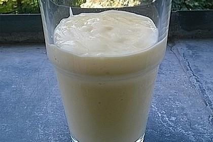 Mango - Limetten Smoothie 4