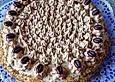 Nougat - Kirsch - Torte