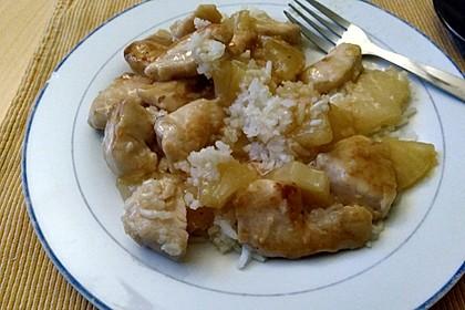 Chinesisches Zitronenhühnchen 8
