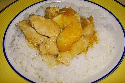 Chinesisches Zitronenhühnchen 9