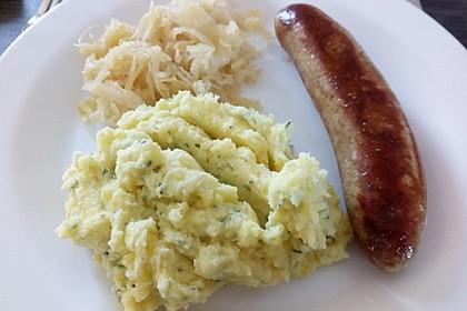 Kartoffelbrei / Kartoffelstampf a la Mäusle 12