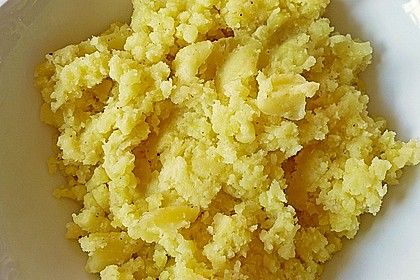 Kartoffelbrei / Kartoffelstampf a la Mäusle 22