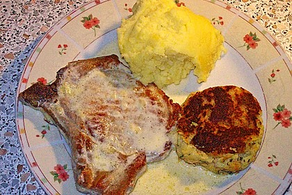 Kartoffelbrei / Kartoffelstampf a la Mäusle 25