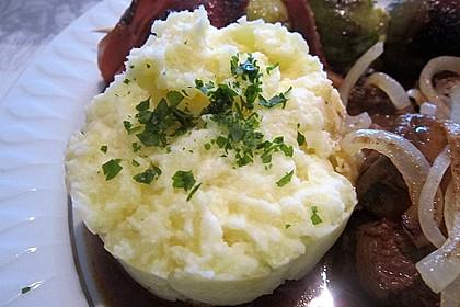 Kartoffelbrei / Kartoffelstampf a la Mäusle 8