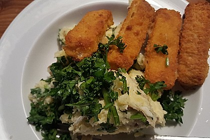 Kartoffelbrei / Kartoffelstampf a la Mäusle 7