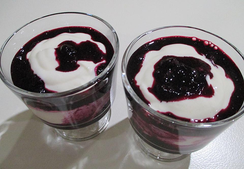 heidelbeer mascarpone dessert rezept mit bild von mima53. Black Bedroom Furniture Sets. Home Design Ideas