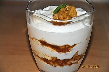 Apfel Joghurt Schichtdessert 2