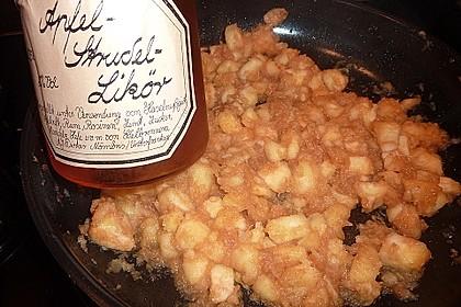Apfel Joghurt Schichtdessert 10