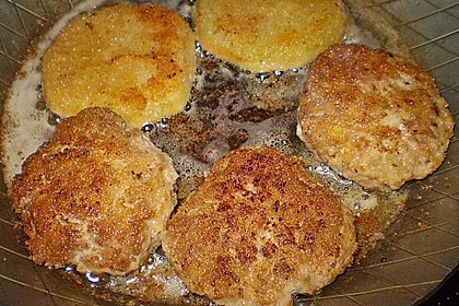 Fleischpflanzerl  (Buletten / Frikadellen) 3