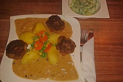 Fleischpflanzerl  (Buletten / Frikadellen) 4