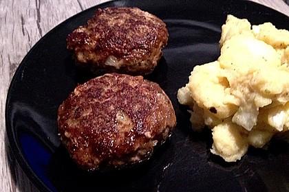 Fleischpflanzerl  (Buletten / Frikadellen) 2