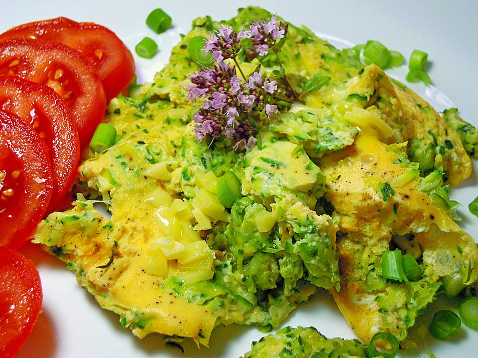 Zucchini-Frittata mit frischem Thymian (Rezept mit Bild) | Chefkoch.de