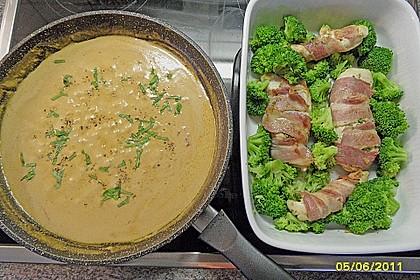 Hähnchen - Brokkoli - Gratin 1