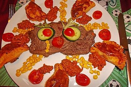 Argentinische Blätterteig - Empanadas à la Rolando