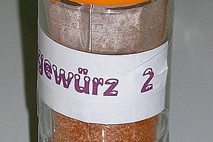 Andis Pommesgewürz  2 16