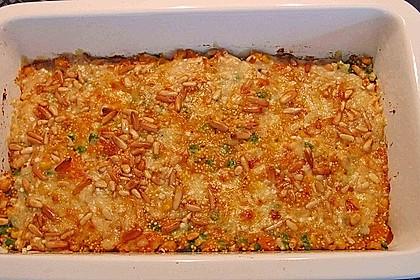 Margies Süßkartoffelauflauf 6