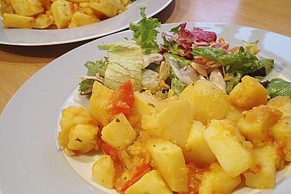 Bombay Kartoffeln 1