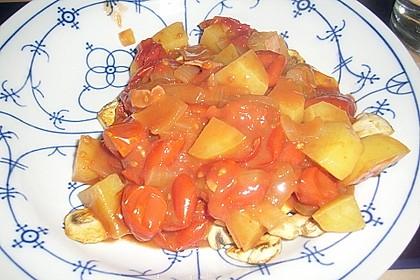 Bombay Kartoffeln 7