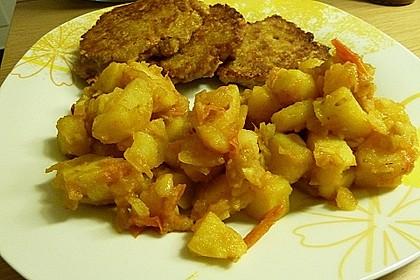 Bombay Kartoffeln 6