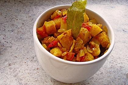 Bombay Kartoffeln 4