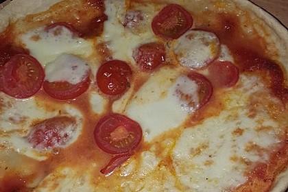 Rösle Gasgrill Pizza : Pizza auf e weber pizzastein grillforum und bbq