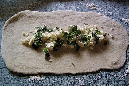 Feta-Käse Stangen 10